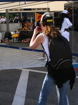 Public interest for the Red Bull F1 2011