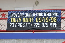 Qualifying Record for Indy Cars at Texas Motor Speedway