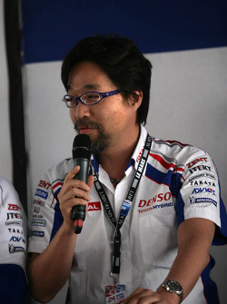 Hisatake Murata, Project General Manager Toyota Racing