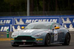 Aston Martin Le Mans Festival: Gareth Williams, Martin McGlone