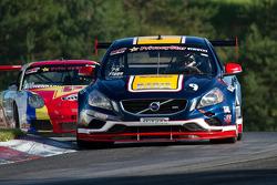#9 K-Pax Racing Volvo S60: Alex Figge