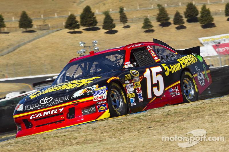 2012, Sonoma: Clint Bowyer (Waltrip-Toyota)