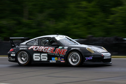 #66 TRG Porsche GT3: Damien Faulkner, Ben Keating, Bryan Sellers