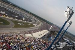 Overview of Kentucky Speedway