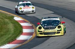#17 Burtin Racing Porsche GT3: Claudio Burtin, Martin Ragginger
