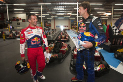 Sébastien Loeb and Travis Pastrana