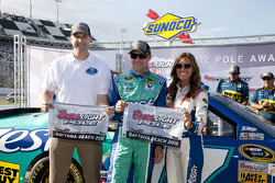 Polesitter Matt Kenseth, Roush Fenway Racing Ford