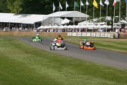 Martin Hines Zip Kart tribute