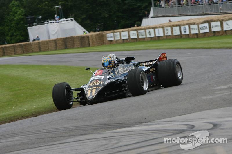 Lotus Cosworth 88B