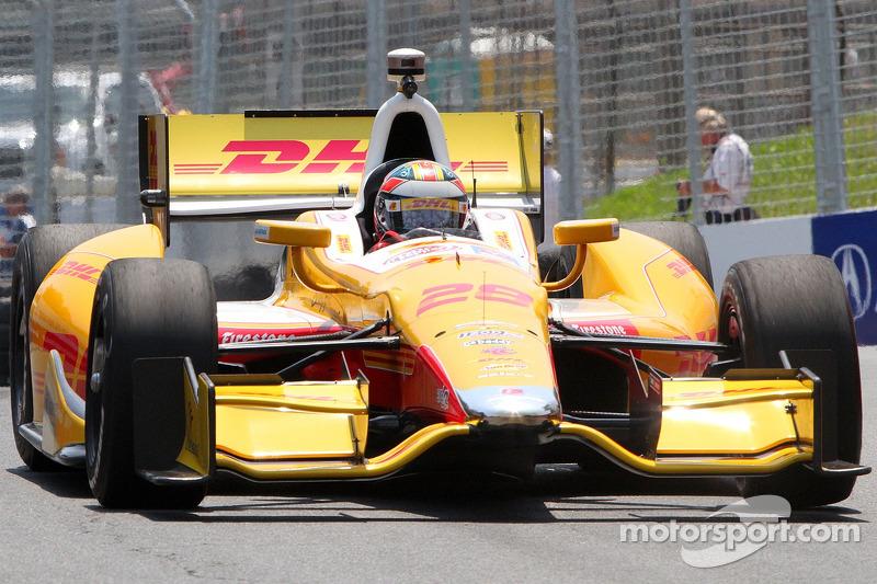 Ryan Hunter-Reay, Andretti Autosport Chevrolet