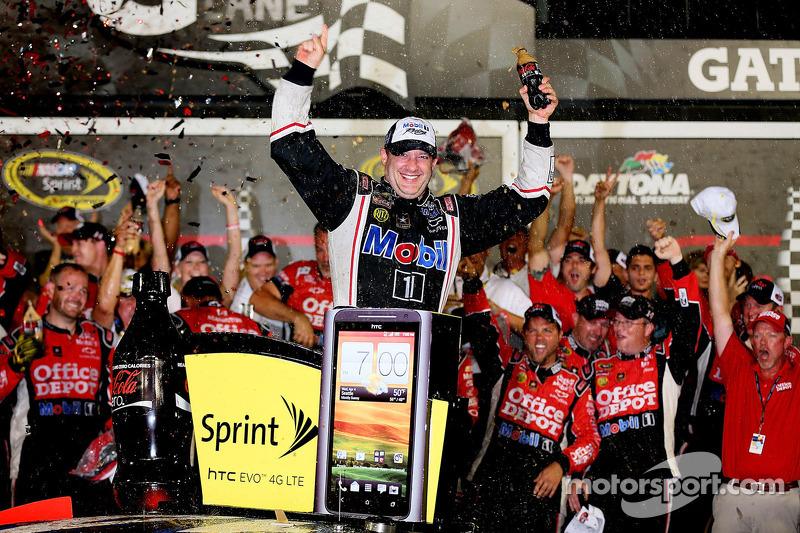 2012, Daytona 2: Tony Stewart (Stewart/Haas-Chevrolet)
