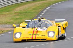 #62 Ferrari 512M: Dieter Roschmann, Dominik Roschmann