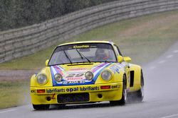 #29 Porsche 911 RSR 3.0: Michel Lecourt, Raymond Narac