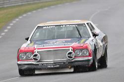 #63 Ford Gran Torino: Jacques Alvergnas, Christophe Schwartz