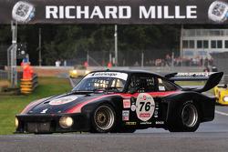 #76 Porsche 935: Erik maris, Jean Pierre Malcher
