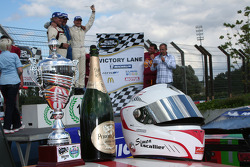 Champagne for the winners