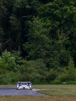 #20 Dyson Racing Team Lola B12/60: Michael Marsal, Eric Lux