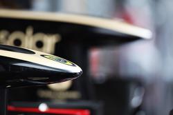 Lotus F1 nosecones