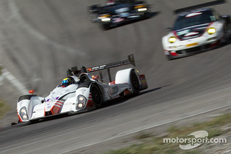 #06 CORE Autosport : Alex Popow, Ryan Dalziel