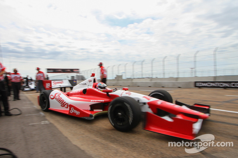 Justin Wilson, Dale Coyne Racing Honda