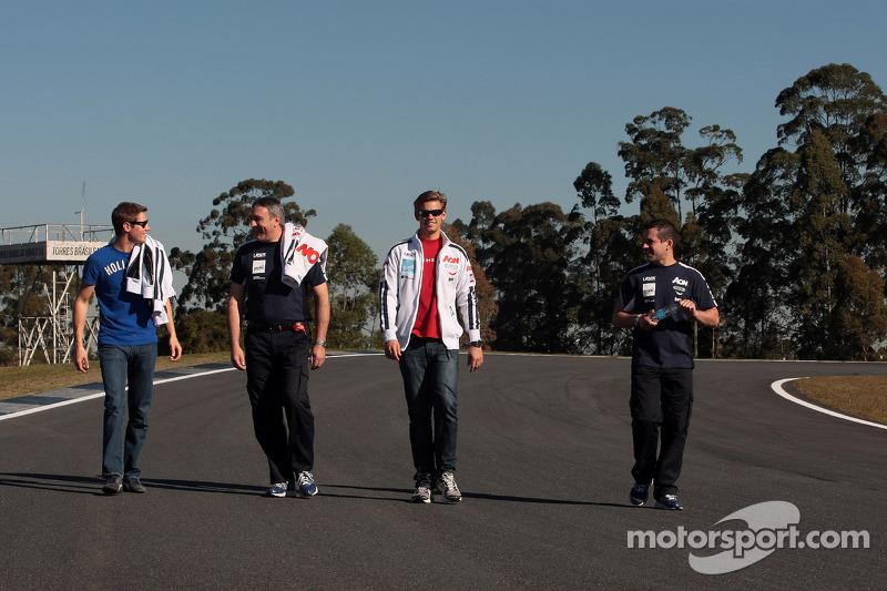 James Nash, Ford Focus S2000 TC, Team Aon en Tom Chilton, Ford Focus S2000 TC, Team Aon