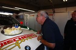 The birthday of the Wiechers-Sport member