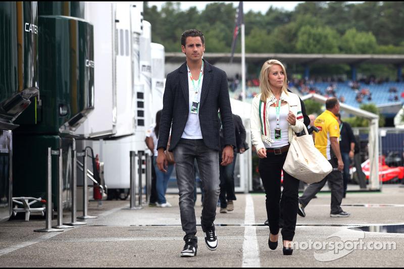 21 июля 2012. Гран При Германии