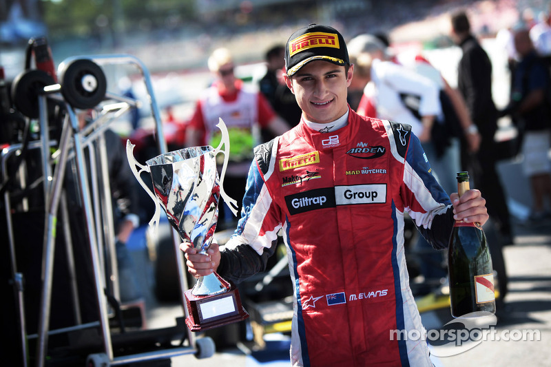 Еванс хоче стати багаторазовим чемпіоном Формули E