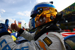 Race winner Yvan Muller, Chevrolet Cruze 1.6T, Chevrolet