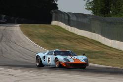 №6 SPF GT40 Mk 1: Джеймс Каллен