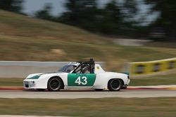 #43 1971 Porsche 914/6: Tim Green