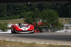 #3 1965 Lola T70 MkII : Johan Woerheide