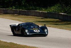 #9 1969 Lola T70 MkIIIb: Tom Malloy