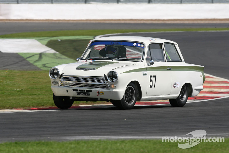 Gardiner/Keen - Ford Lotus Cortina