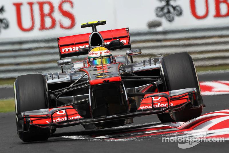 2012: Льюис Хэмилтон, McLaren-Mercedes MP4-27