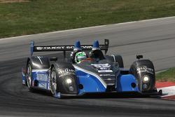 #52 PR1 Mathiasen Motorsports Oreca FLM09 Chevrolet: Marino Franchitti, Ken Dobson