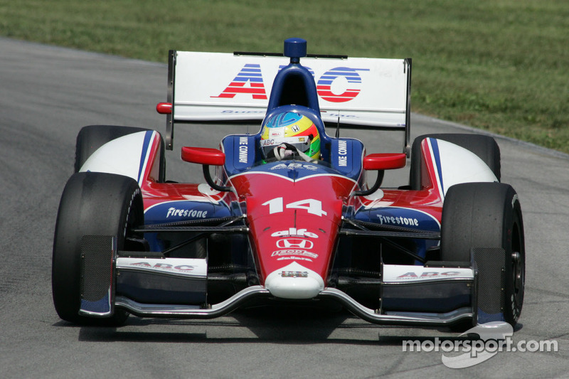 Mike Conway, A.J. Foyt Enterprises Honda