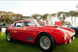 1956 Ferrari 250 GT Competizone Berlinetta: Michael & Katharina Leventhal