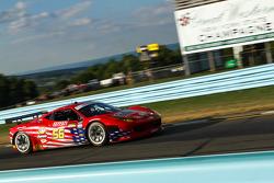 # 56 AF - Waltrip RK Motors Ferrari 458: Rui Aguas, Robert Kauffman