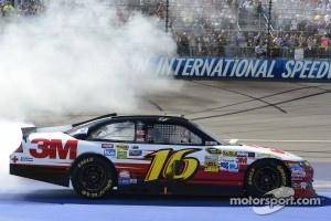 Michigan race winner Greg Biffle, Roush Fenway Racing Ford