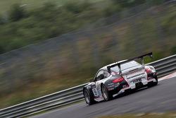 #59 Wochenspiegel Team Manthey Porsche 911 GT3 RSR: Georg Weiss, Oliver Kainz, Michael Jacobs