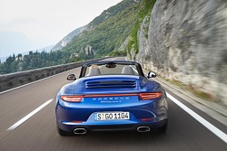 The Porsche 911 Carrera 4 Cabriolet