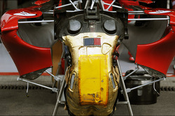 Ferrari F2012 seat
