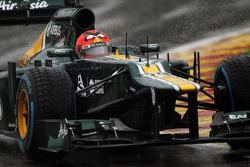Heikki Kovalainen, Caterham herstelt van spin