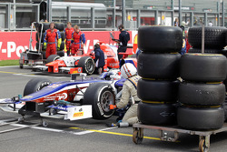 Stephane Richelmi during red flag