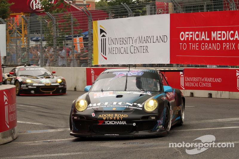 #68 TRG Porsche: Al Carter, Patrick Pilet