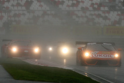 Сергей Афанасьев и Эдуард Леганов. FIA GT3: Москва, воскресная гонка.