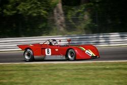 #8 Roy Walzer Litchfield, Conn. 1970 Chevron B16