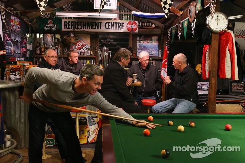 50ste verjaardag, Allan Moffat, Colin Bond, Dick Johnson, Jim Richards en Craig Lowndespraten over de historie van Bathurst