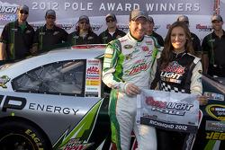 Pole winner Dale Earnhardt Jr., Hendrick Motorsports Chevrolet